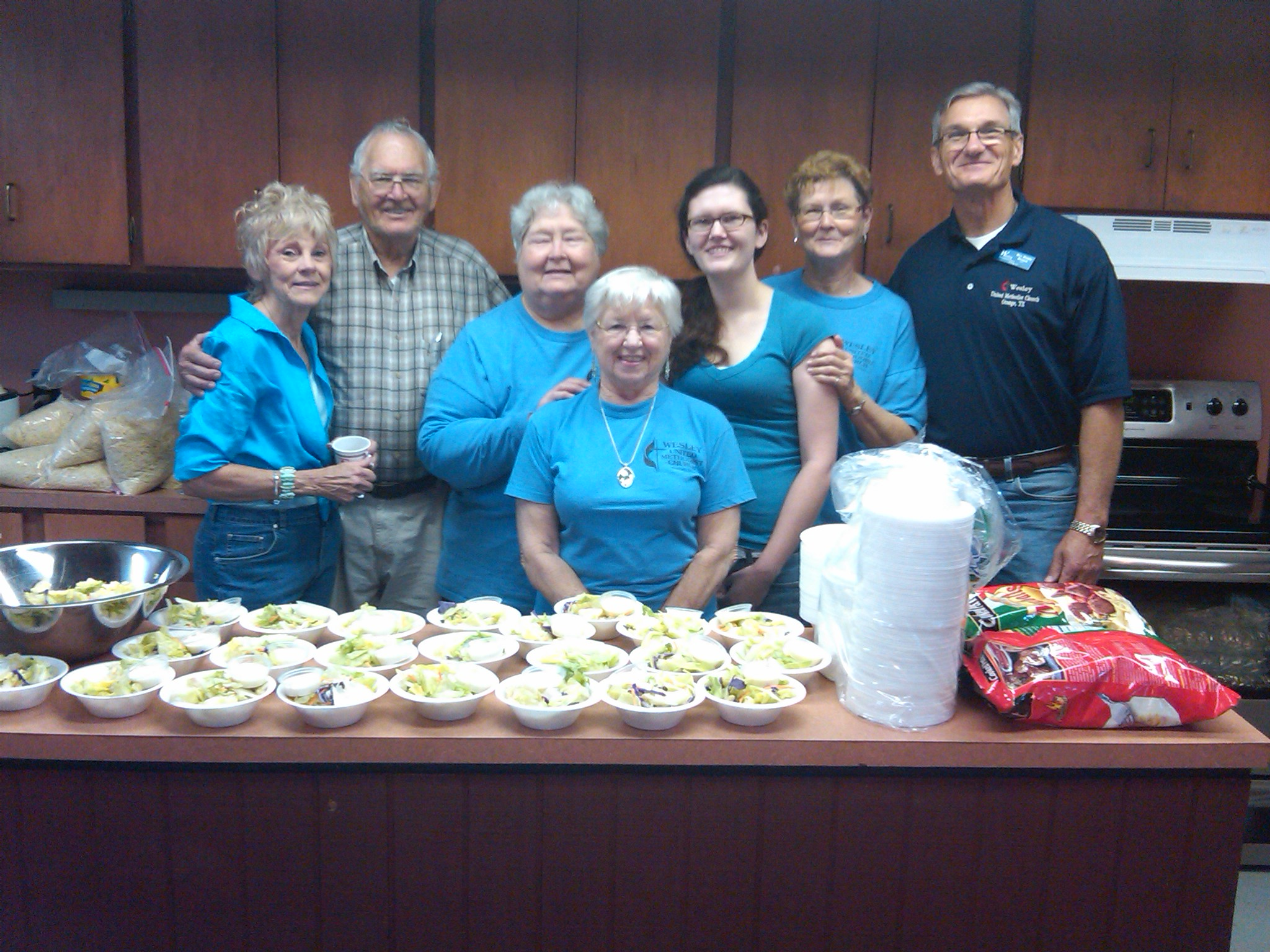 Volunteers | Wesley United Methodist Church, Orange TX | Page 2