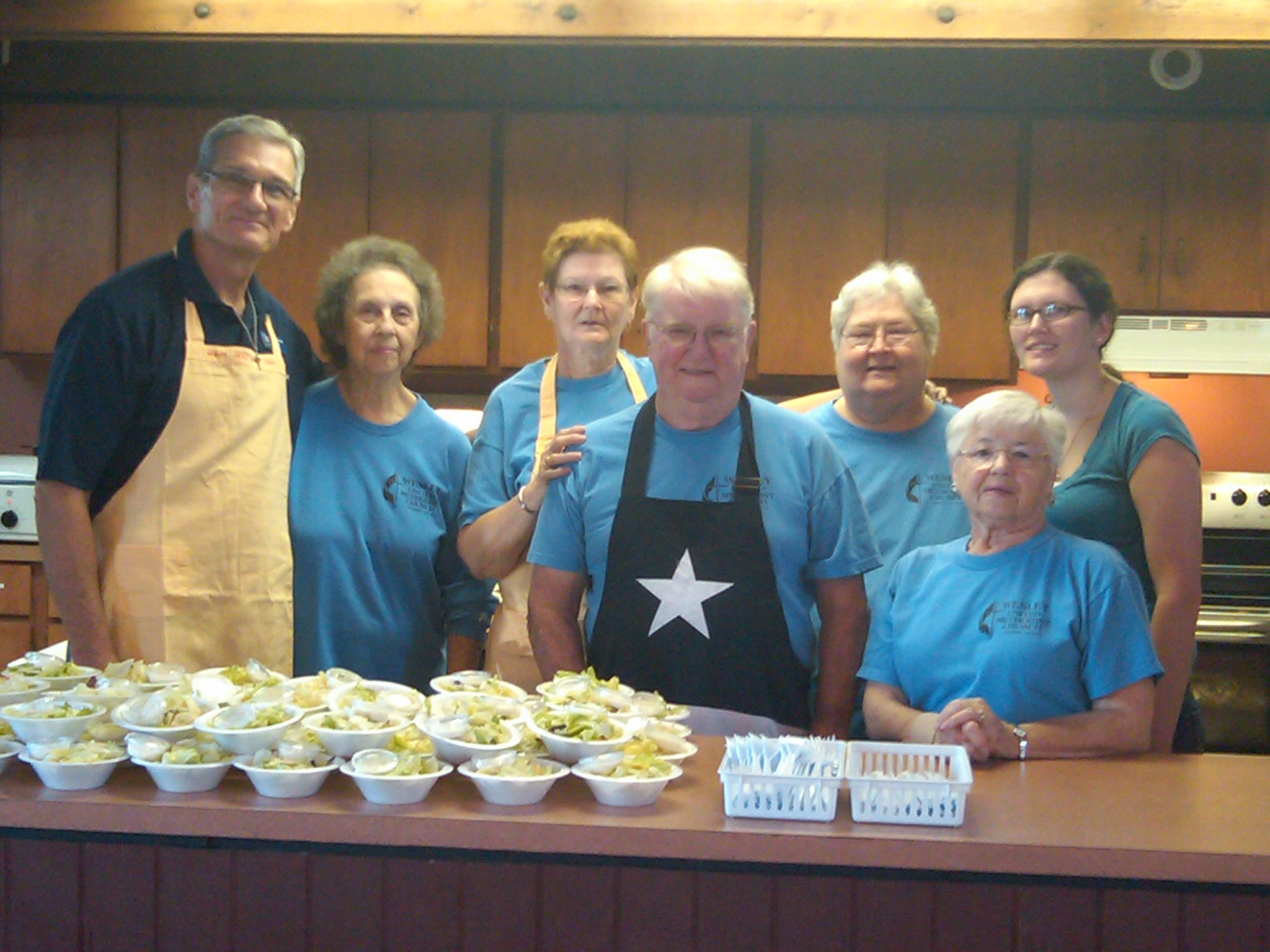Volunteers | Wesley United Methodist Church, Orange TX
