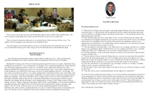 April NL Pastor's Pg & Spotlight 2016