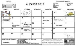 Aug._ Calendar 2013