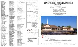 Nov. .NL Front Pg & Prayer List 2014