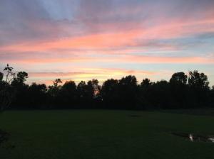 Sunset 4-15-15 IMG_0534